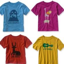 Patagonia, le t-shirt dell'estate 2010