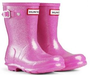 new arrival 6154b 91f90 Hunter, lo stivaletto da pioggia glitter | Fashion Kids