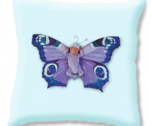 Butterfly, il nuovo soggetto Anne Geddes Home collection