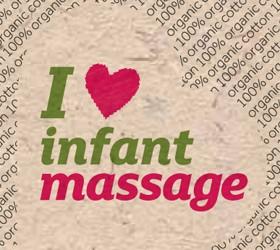 Da Prénatal, la linea in cotone organico per il massaggio infantile