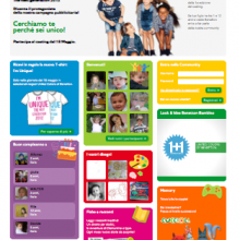 Benetton Kids Community