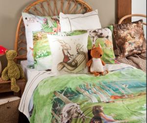 Zara home kids biancheria da letto fashion kids - Zara home letto bambino ...