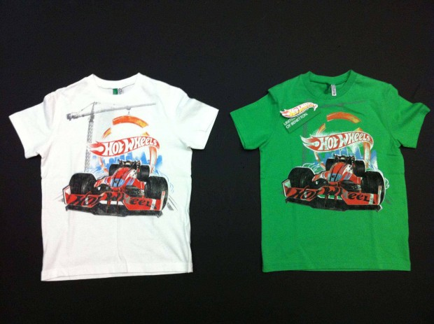 Hot Wheels by Benetton LD
