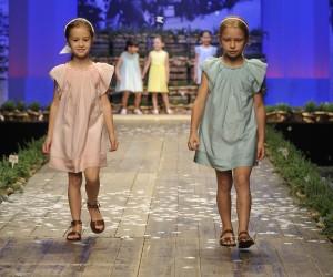 Il Gufo: un'estate dalle tinte pastello con i nuovi abiti da cerimonia