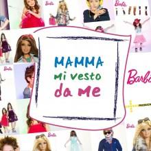 """Barbie al Pitti Bimbo special guest di """"Mamma mi vesto da me"""""""